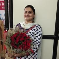 Dr Preeti Tripathi