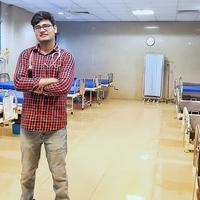 Dr. Shantanu Saraswat